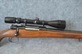 Mauser Custom W/ Bushnell 4x12 25-06 - 3 of 12