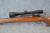Mauser Custom W/ Bushnell 4x12 25-06 - 7 of 12