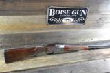BRNO 575.1 O/U Double Rifle Sidelock 7x65R - 1 of 13