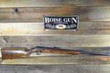 Mauser ES 340 N Championship Rifle 22 LR