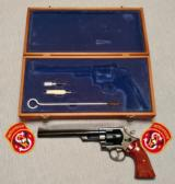 SMITH & WESSON MODEL 29-2 8 3/8 INCH IN THE ORIGINAL BOX WITH SHIPPING OUTER SLEEVE
