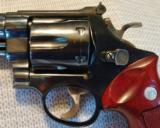 SMITH & WESSON MODEL 57 41 MAGNUM WITH S SERIAL NUMBER AND BOX - 8 of 20