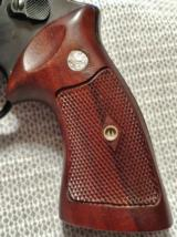 SMITH & WESSON MODEL 29-2 44 MAGNUM WITH S SERIAL NUMBER - 3 of 18