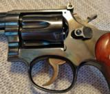 SMITH & WESSON MODEL 18-2 22 LR DIAMOND GRIPS - 10 of 20