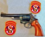 Smith & Wesson 29-2 .44 Magnum With a 6 Inch Barrel