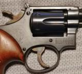 Smith & Wesson K-22 Masterpiece Pre 17 5 Screw with a 6 Inch Barrel,Target Grips and a Target Trigger- 11 of 17