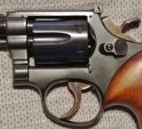 Smith & Wesson K-22 Masterpiece Pre 17 5 Screw with a 6 Inch Barrel,Target Grips and a Target Trigger- 10 of 17