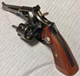 Smith & Wesson K-22 Masterpiece Pre 17 5 Screw with a 6 Inch Barrel,Target Grips and a Target Trigger- 20 of 20