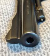 Smith & Wesson K-22 Pre17 5 Screw with a Target Hammer, Target Trigger, and Diamond Grips - 15 of 18