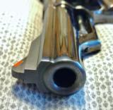 Cased Smith & Wesson 19-3 Pinned Barrel Texas Ranger with a Target Hammer, Target Trigger, and Target Grips - 15 of 22