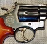Cased Smith & Wesson 19-3 Pinned Barrel Texas Ranger with a Target Hammer, Target Trigger, and Target Grips - 11 of 22