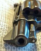 Smith & Wesson 34-1 Flat latch 2 Inch .22 LR With Diamond Grips!!!! - 14 of 14