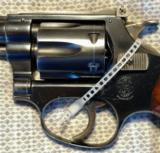Smith & Wesson 34-1 Flat latch 2 Inch .22 LR With Diamond Grips!!!! - 10 of 14