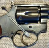 Smith & Wesson 34-1 Flat latch 2 Inch .22 LR With Diamond Grips!!!! - 11 of 14