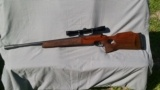 Walther Target Rifle .22 LR with Leupold Scope