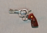Colt Python .357 Magnum High Polish Stainless Steel With Case!!!