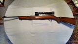 Winchester Model 100 .308 with Redfield Scope