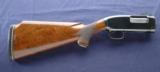 Winchester Model 12 Pigeon Grade 12ga Trap, 2 barrel set and manufactured in 1961.