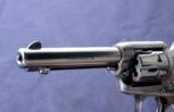 Colt Peacemaker 22with single cylinder chambered in .22lr and was manufactured in 1971. - 5 of 8