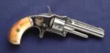 Marlin XXX Standard 1872, 30 caliber Rimfire, Pocket Revolver