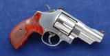 Smith & Wesson 629-6, chambered in .44 mag and manufactured in 2004. - 1 of 6
