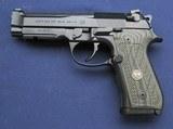 Test fired only- Wilson Combat Beretta Brigadier Tactical 9mm