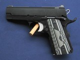 Near new Dan Wesson ECO 1911 in box with 6 mags - 1 of 7
