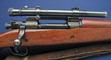 WW2 Remington M1903A4 sniper rifle - 4 of 12