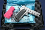 Smokin accurate Kimber Pro Carry HD II