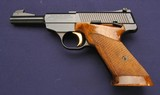 Minty sweetheart Belgian Browning 4.5