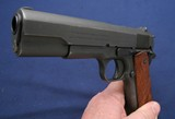 Nice clean early Augusta Arsenal rework 1911 from the DCM - 6 of 7