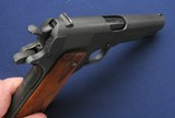 Nice clean early Augusta Arsenal rework 1911 from the DCM - 4 of 7