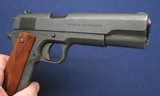Nice clean early Augusta Arsenal rework 1911 from the DCM - 5 of 7