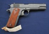 Nice clean early Augusta Arsenal rework 1911 from the DCM - 1 of 7