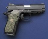 Dealer demo Wilson Combat EDC X9 pistol