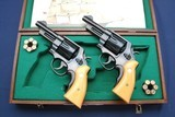 Consec pair of TR 22-4 new and unfired, custom case - 2 of 11