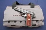 very nice lightly used wilson combat classic .45