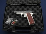 Excellent, lightly used Kimber Super Carry Pro - 1 of 6