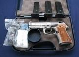 Mint Beretta 92FS Compact L