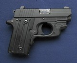 Sig P238 with laser grips and orig box - 2 of 6