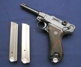 Original Russian capture VOPO Luger