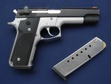 Used S&W Model 645 in very good condition w/2 mags - 1 of 7