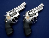 Ultra rare S&W 629 Commemorative prototype and 625-4 Salesmans' sample pair