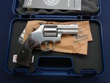 Nice used S&W 686-6 in the factory box