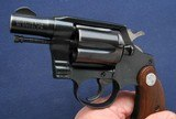 Nice, used Colt Detective Special 1970 - 6 of 7