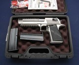 Lightly used .357 Desert Eagle in the box
