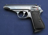 Very early production, high condition Walther PP