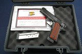 NIB Springfield Custom Shop Compact Carry 9mm