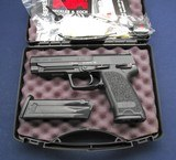 Used HK USP Expert .45 in the box