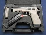 Very nice used CZ P-09 hi-cap 9mm
